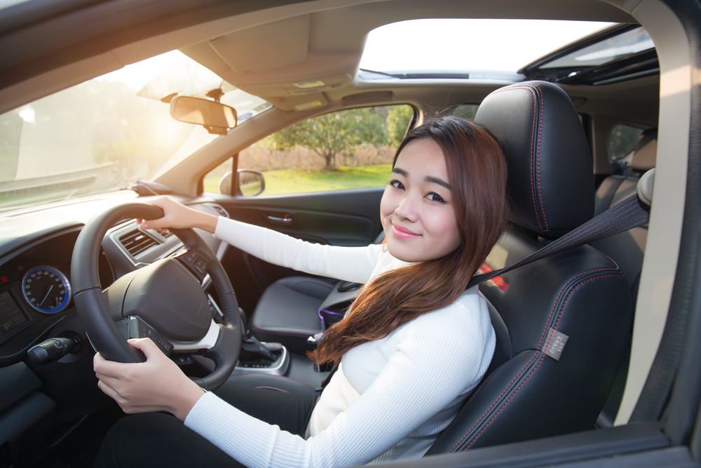 Practice good driving habits
