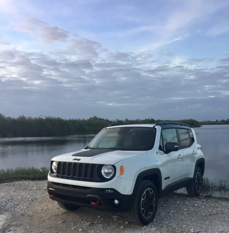 Jeep Renegade 5-star rating