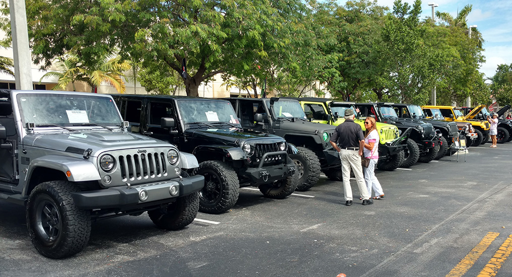 Are You Heading Out to Jeep Beach in Daytona?