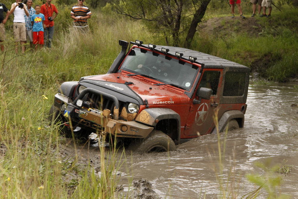 Why You Need to Clean your Jeep After Mudding and How To Do It