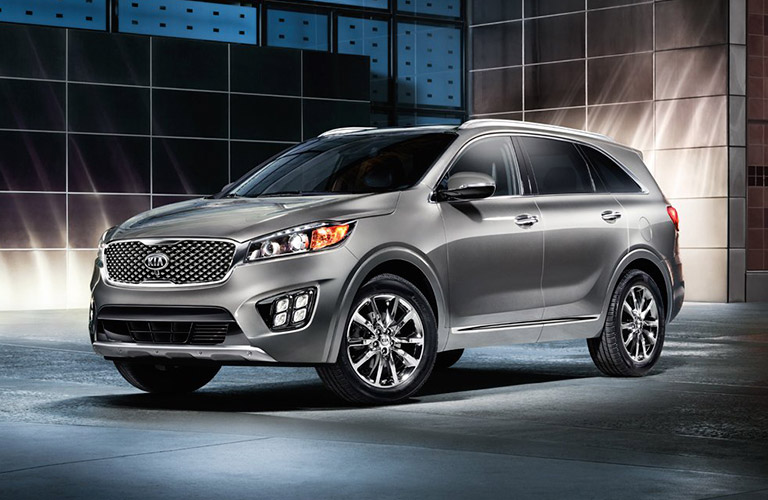How Much Can The 2016 Sorento Tow