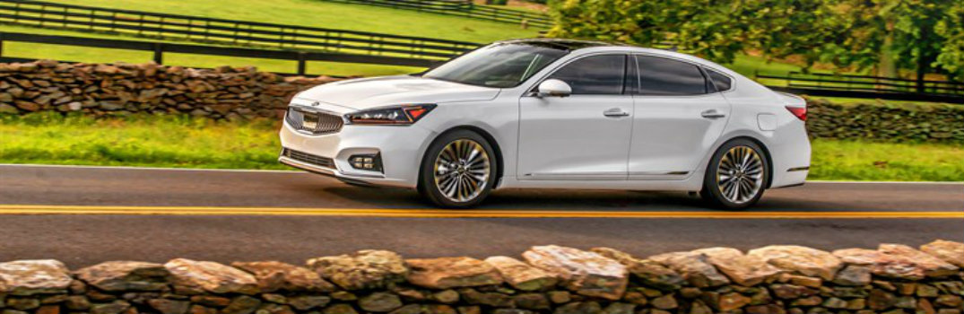 2017 kia cadenza pricing and release date. Black Bedroom Furniture Sets. Home Design Ideas
