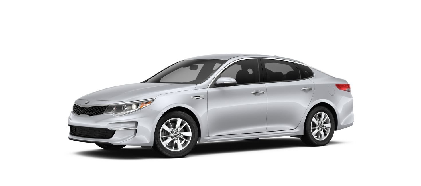 2017 Kia Optima Color Options