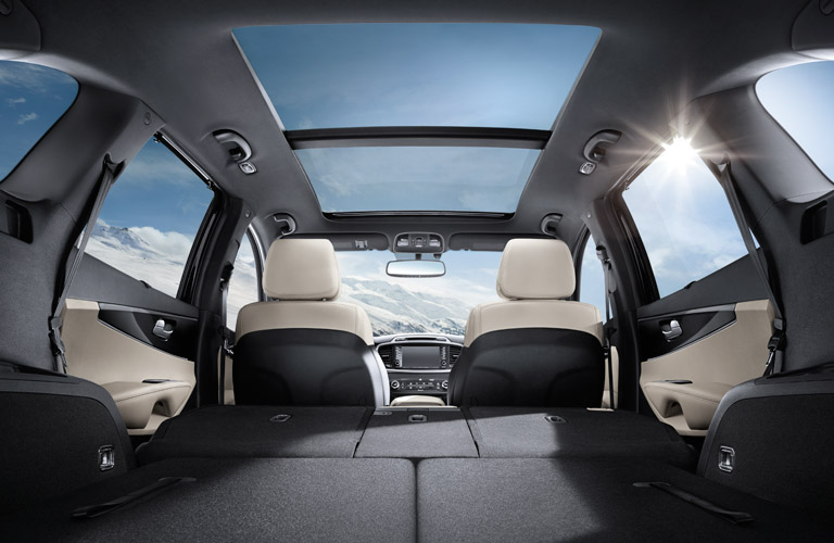 What 2016 Kia Vehicles Have Third Row Seating