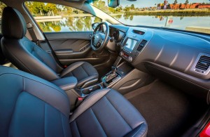 2017 kia forte interior seats dashboard