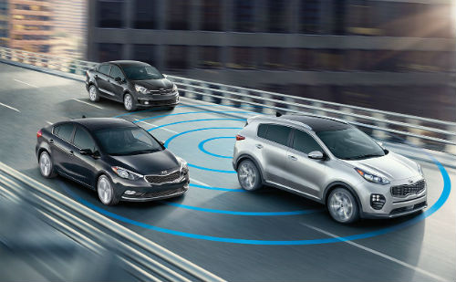 2017 kia sportage driver assistance features safety features