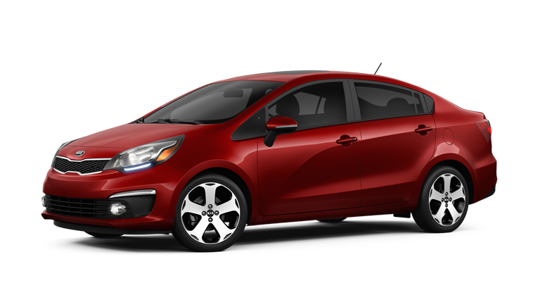 2016 kia rio color options available. Black Bedroom Furniture Sets. Home Design Ideas