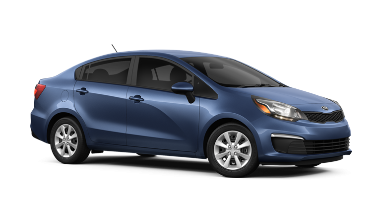 2016 Kia Rio Color Options Available