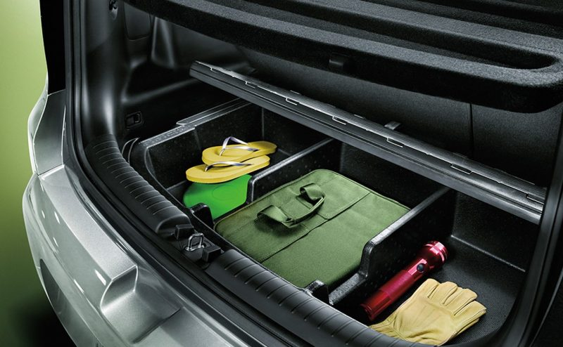 2016 kia soul available cargo space. Black Bedroom Furniture Sets. Home Design Ideas