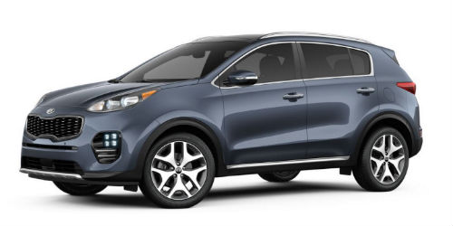 2017 kia sportage pacific blue