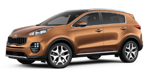2017 kia sportage burnished copper
