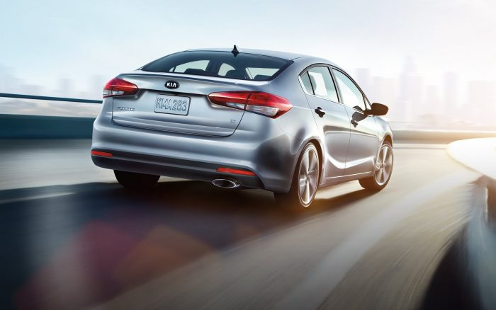 Available 2017 Kia Forte color options