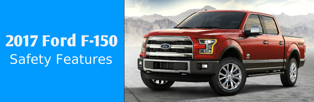 2017 Ford F-150 Safety Features