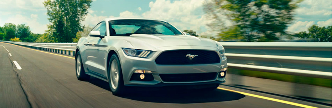 2017 Ford Mustang Engine Specs and Performance Features