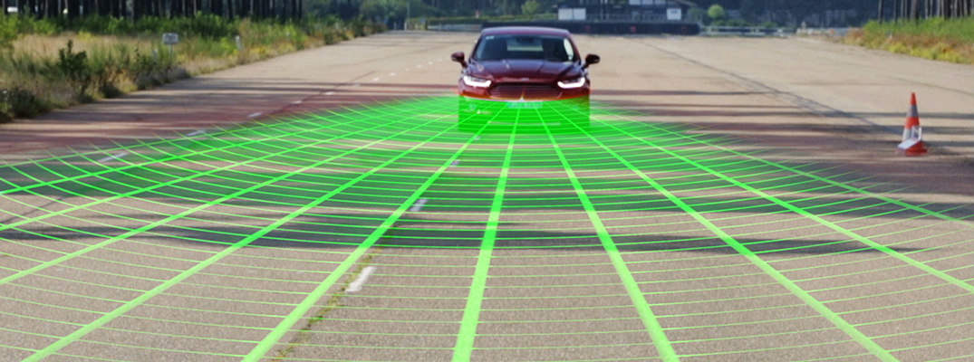 How the Ford Pre-Collision with Pedestrian Detection System Works
