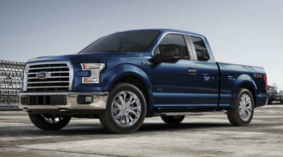 Color options for the 2017 ford f 150 for Ford f150 motor options