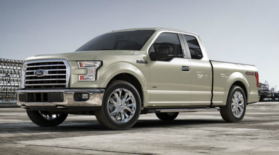 Color Options For The 2017 Ford F 150
