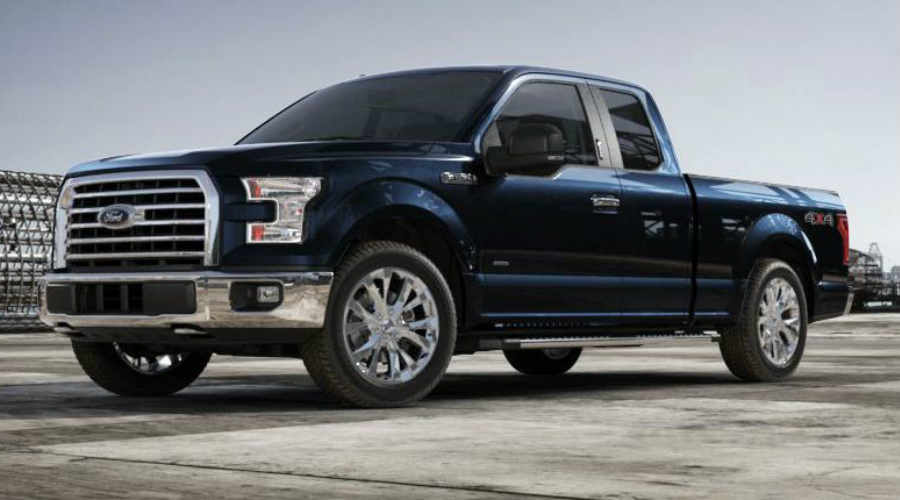 Color Options for the 2017 Ford F-150