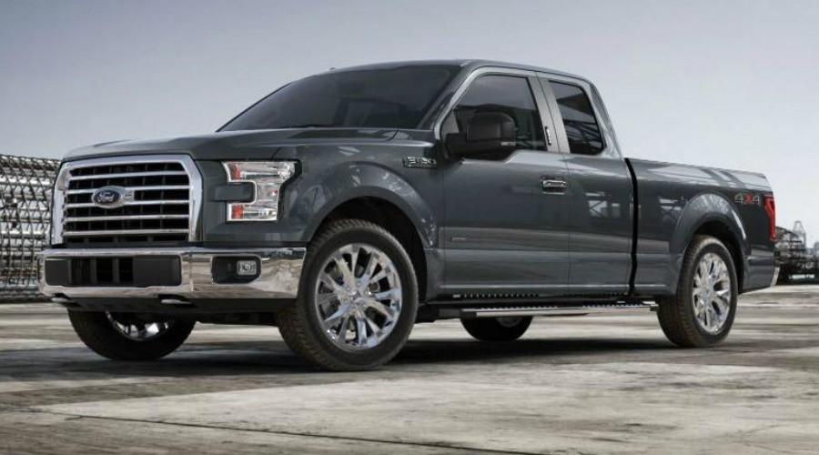 2018 Ford F150 Paint Colors