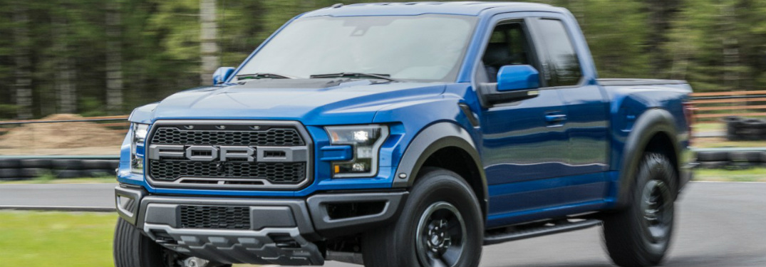 Awards won by the 2017 Ford F-150 Raptor