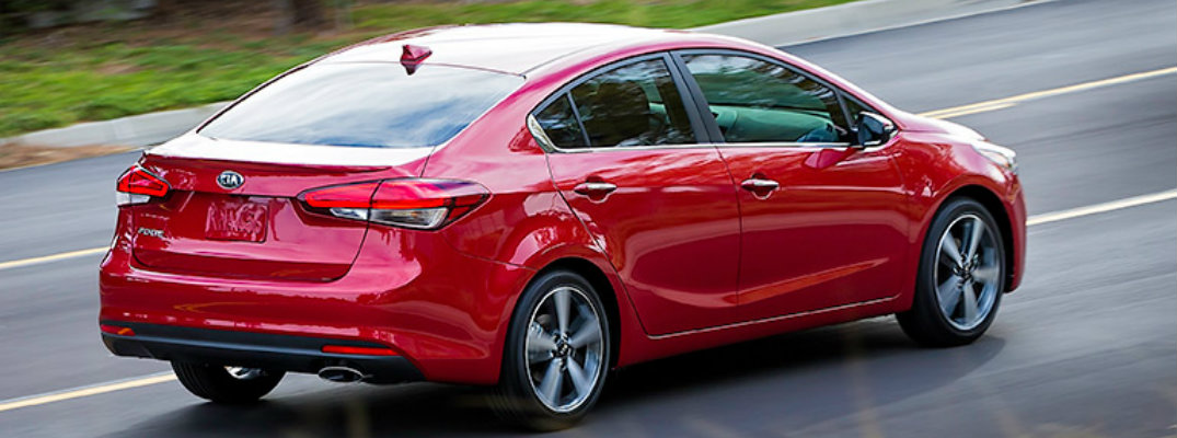 2017 Kia Forte as Told By Your Best Friend Video