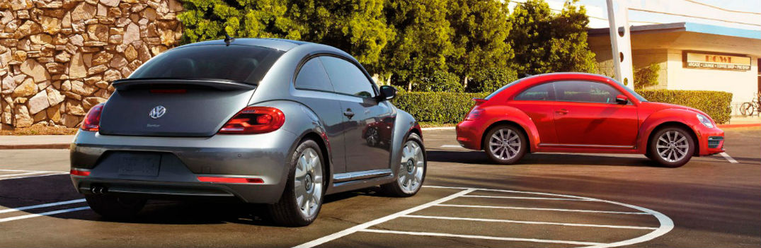 2017 VW Beetle color choices and trim options