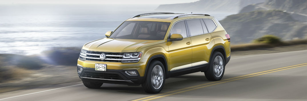 2018 VW Atlas release date Portland OR