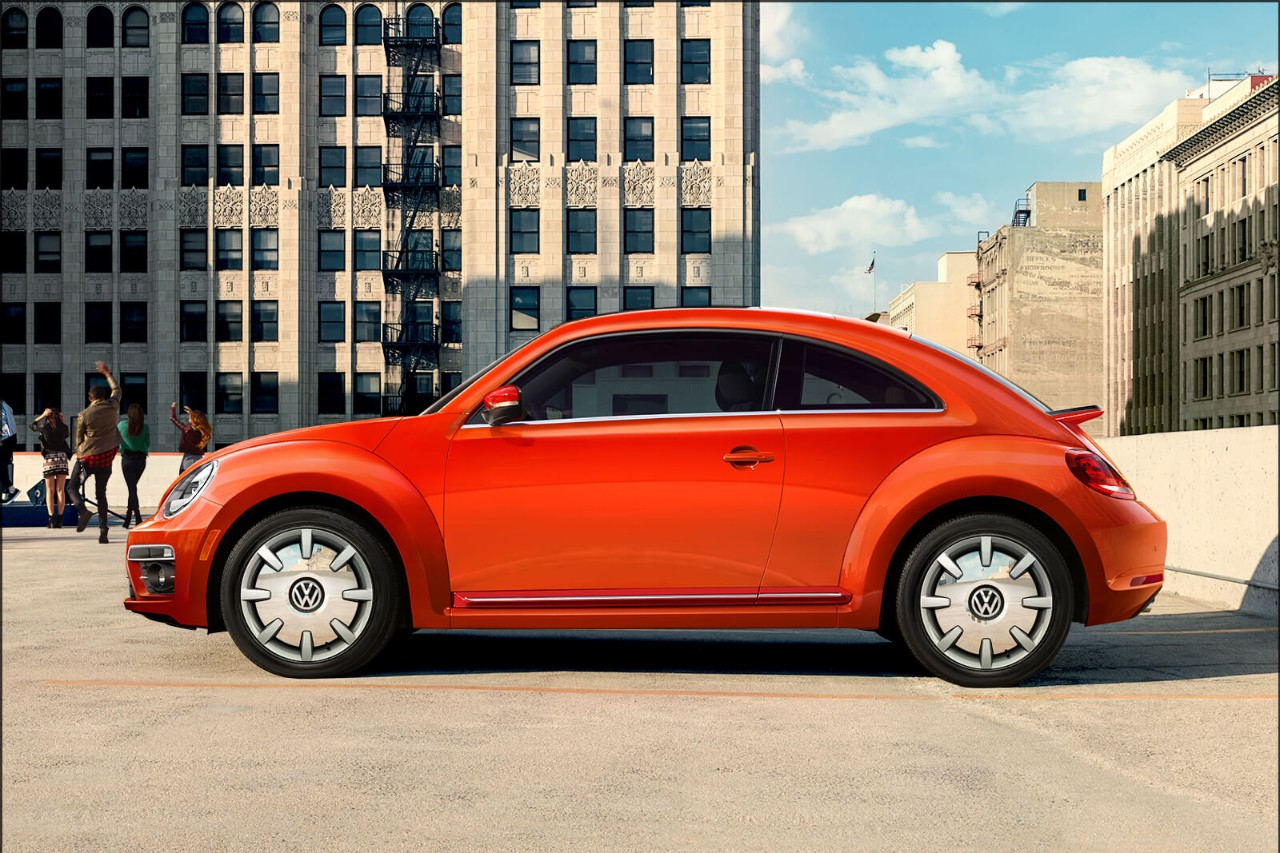 Trim Comparisons and Updates for the 2018 Volkswagen Beetle