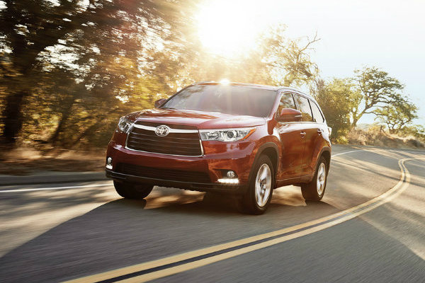 2016 Highlander On The Highway