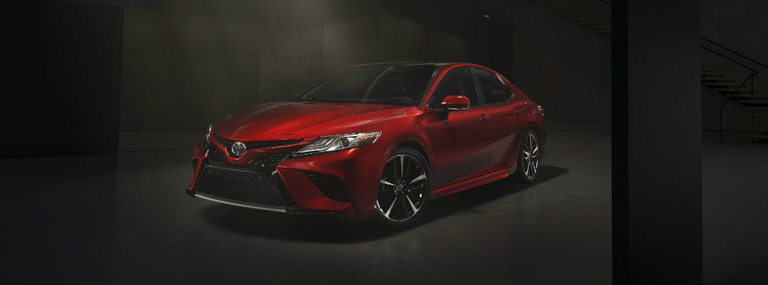 2018 Toyota Camry release date and new features