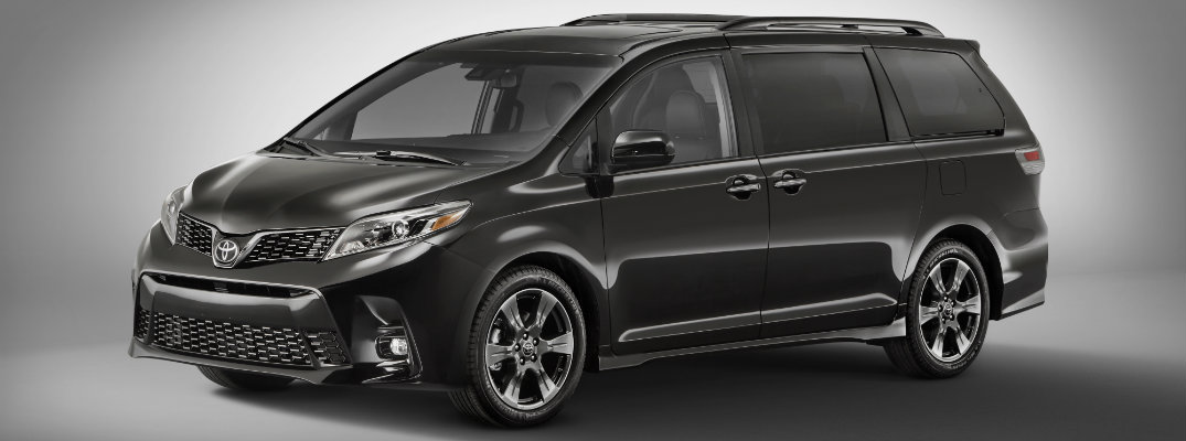 2018 Toyota Sienna release date and new features
