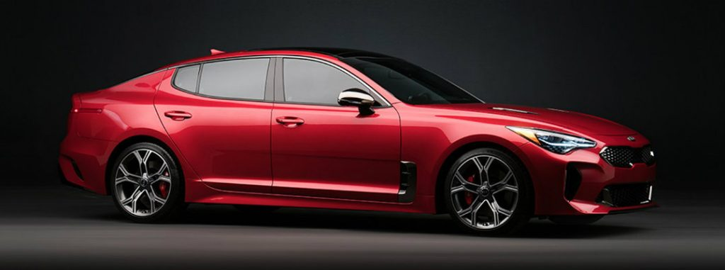 New Features On The 2018 Kia Stinger