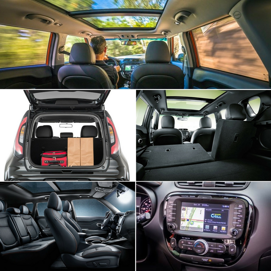 Marvelous Photo Gallery Of 2018 Kia Soul Interior