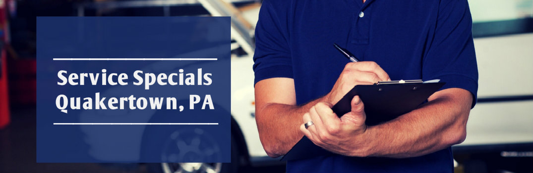 Affordable Oil Change in Quakertown, PA