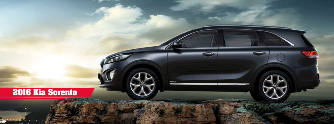 2016 kia sorento safety rating and features. Black Bedroom Furniture Sets. Home Design Ideas