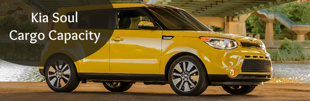 How much space does the Kia Soul have?