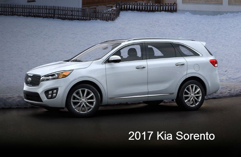 Kia Crossovers And Suvs Soul Vs Sportage Vs Sorento Vs Niro
