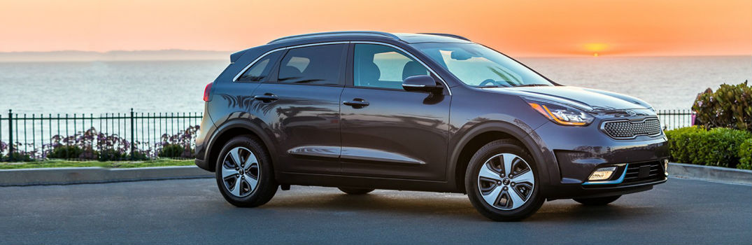 2018 Kia Niro Plug-In Hybrid electric and eco-friendly specs and features