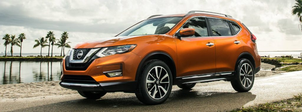 2017 Nissan Rogue New Grille Changes And Release Date