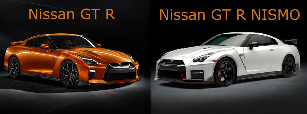 differences between 2017 nissan gt r and gt r nismo. Black Bedroom Furniture Sets. Home Design Ideas