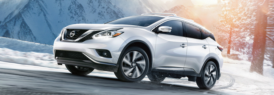 What are the safety features in the 2017 Nissan Murano?