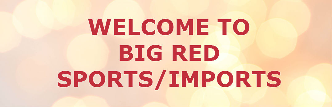 Big Red Imports   Brand Discounts