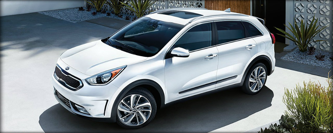 2017 Kia Niro Hybrid Crossover Pricing And Trims