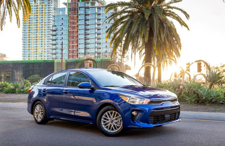 2018 Kia Rio Release Date And Features
