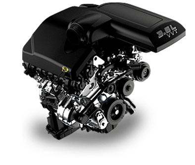 2016 Ram 1500 Engine Options and Capabilities