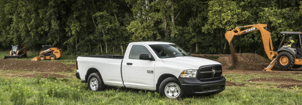 2017 Ram 1500 Trim Levels And Color Options
