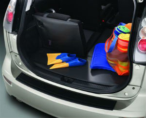 The Mazda Cargo Liner will keep your Mazda clean and organized.