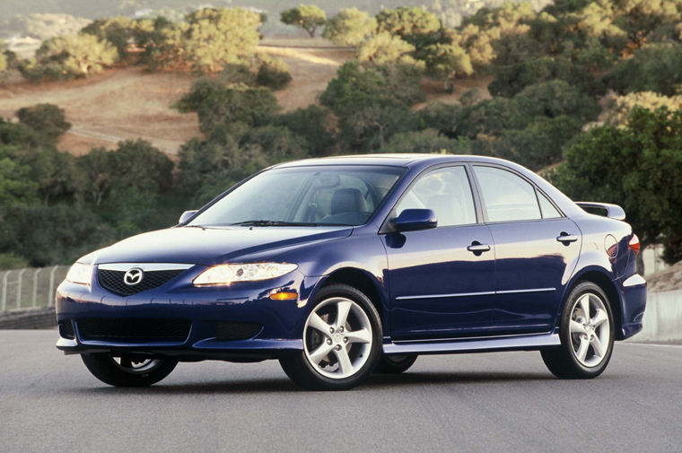 Image Gallery 2003 mazda 6