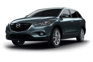 The 2014 Mazda CX-9 is part of the Mazda Winning Line-Up.
