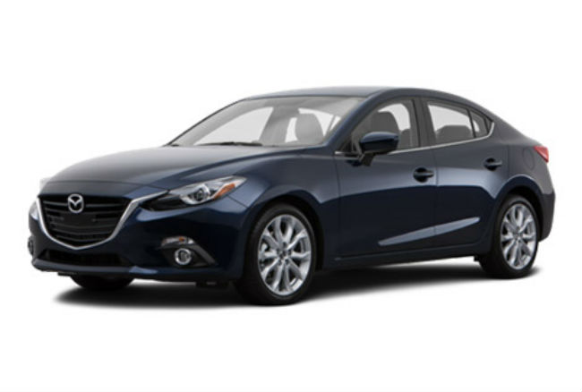 The 2014 Mazda3 went on an adventure with snowboarder, Sebastien Toutant.